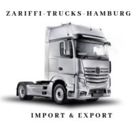 Zariffi- Truck- Hamburg
